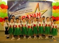 В Павлодаре свыше 260 дошколят приняли участие в гала-концерте «Рауан-2018»