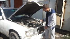 Полицейские отказались платить по решению суда павлодарскому автолюбителю