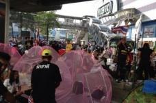 Выступления оппозиции в столице Таиланда проходят спокойно