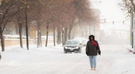 8 человек стали жертвами снегопада в США