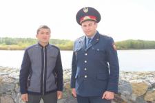 В Павлодаре наградили героев, спасших из-под завала детей