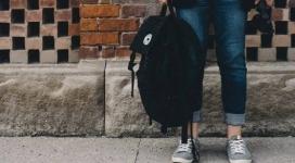Носить рюкзаки на спине запретили павлодарским студентам
