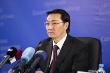 Казахстанского замминистра задержали за взятку в 100 тысяч долларов