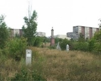 Парк на кладбище