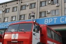 В Павлодаре горело придорожное кафе