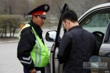 Из-за интернет-роликов уволены 30 дорожных полицейских в РК