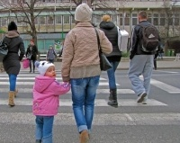 С начала года на дорогах Павлодарской области пострадало 178 детей
