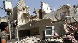 Иракский самолет случайно сбросил бомбу на Багдад