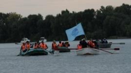 День Иртыша впервые отметили в Павлодаре