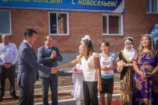 В селе Теренколь появился новый арендный дом