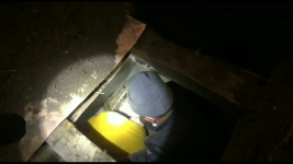 25-килограммовый тайник с марихуаной нашли полицейские в Павлодаре