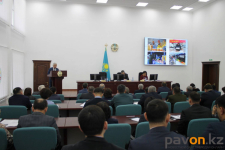 О мерах противодействия подтоплениям грунтовыми водами рассказал аким Павлодара