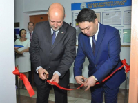 Посол Франции и ректор ПГУ открыли Центр французского языка и культуры