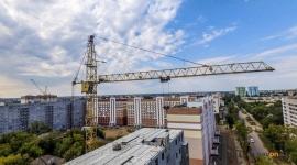 Окончание строительства некоторых домов в микрорайонеСарыаркаснова откладывается
