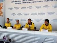 Арабское серебро и золото завоевали павлодарские спортсмены с ментальными нарушениями