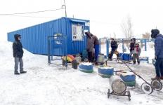 В поселке Ленинский ждут питьевой воды с «ленинских времен»
