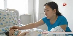 В Астане родители забрали ребенка из детского сада с переломом таза