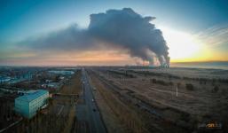 Около трети объема выбросов промпредприятий в РК приходится на Павлодарскую область