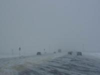 Ряд автодорог закрыты из-за ухудшения погодных условий в Казахстане