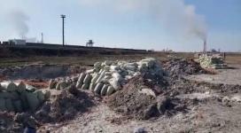 Разрытый золоотвал в Аксу грозит обернуться бедствием