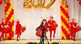 """300 малышей выступили на гала-концерте конкурса """"Рауан"""" в Павлодаре"""