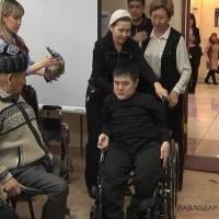 Новые коляски получили сегодня павлодарские инвалиды – бесплатно
