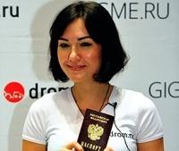 Во Владивостоке Саша Грей не отказала никому
