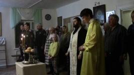 В Храме святителя Николая Мирликийского Чудотворца г.Аксу отметили Рождество Христово