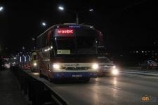 В Прииртышье предложили отправлять рейсовые автобусы лишь в сопровождении спасательных служб