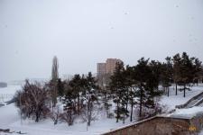 Ветреную и снежную погоду прогнозируют синоптики для Павлодара