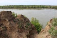 В Павлодаре овраги на территории Гусиного перелета засыплют специальным составом