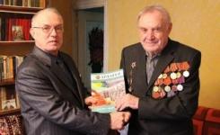 В Павлодаре ветеранов войны и органов внутренних дел поздравили с предстоящим 70-летием Победы
