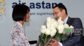 Ботабаев извинился перед сотрудницей «Эйр Астаны»