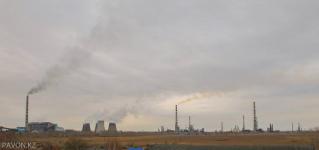 Павлодар пока в тройке самых грязных городов РК