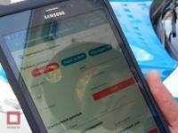 Выписывать штрафы на планшетах за нарушения ПДД будут полицейские в РК