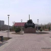 Парк Воинской Славы в плачевном состоянии, жалуются павлодарцы