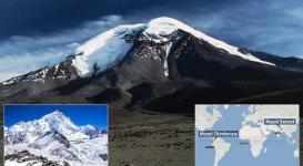 Самой высокой горой на Земле оказался не Эверест