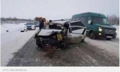 Мягкий приговор виновнику страшного ДТП с пятью погибшими возмутил жительницу ЗКО