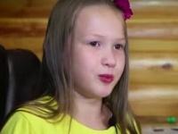 Девочка-боксер из Павлодара вновь удивила Интернет