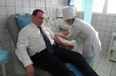 Нуротановцы сдали кровь для пострадавших на Нефтехим LTD