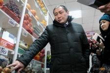 Нуржан Ашимбетов не ожидает скачков роста цен на продукты питания