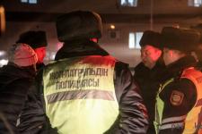 По сообщению неравнодушного жителя Павлодара полицейские за одну ночь оштрафовали свыше 60 автовладельцев