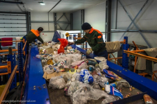 В Экибастузе запускают мусоросортировочный комплекс
