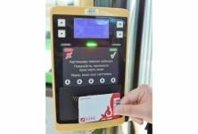 Проезд в автобусах Астаны теперь можно оплачивать картами