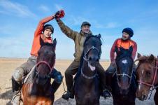 В Павлодаре торжественно закрыли скаковой сезон
