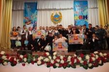 350 тысяч тенге получила команда УВД Павлодара за первое место в полицейском КВН
