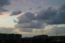 Похолодание и дожди ожидаются в Павлодаре