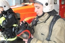 Будни пожарной части. Боевая тревога