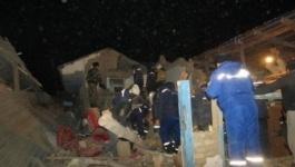 Названа предварительная причина обрушения дома в Шымкенте