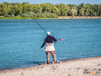 Павлодарские рыболовы добились переноса сроков запрета на рыбалку